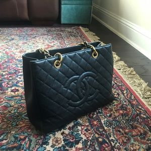 CHANEL Bags - Chanel Grand Shopping Tote
